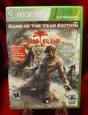 Xbox 360 - Dead Island (Platinum Hits / 2011)