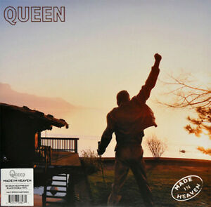 Queen-Made-In-Heaven-Remastered-2-x-180gram-Vinyl-LP-New-amp-Sealed