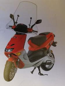 MOTORINO AVVIAMENTO TIPO ORIGINALE APRILIA SR WWW 50 1997 1998 1999 2000 2001