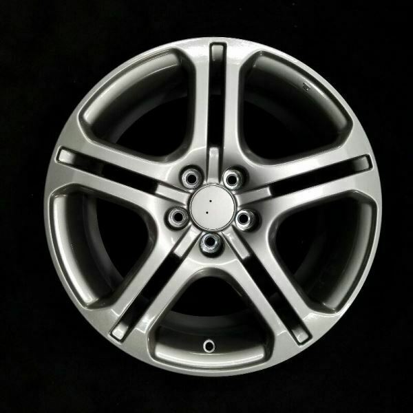 Acura TL All Silver 18 Inch OEM Wheel 2004 To 2008