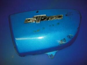 Used-1972-Suzuki-GT750-GT-750-LEFT-SIDE-COVER-BODY-COVER-LSC-for-parts-SC-405