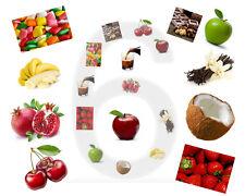 aromi per lo zucchero filato pz 6  indicare i gusti per email