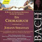 A Book of Chorale-Settings for Johann Sebastian, Vol. 8: Trust in God, Cross & Consolation; Justification & Penance; (CD, Feb-2000, 2 Discs, Haenssler)