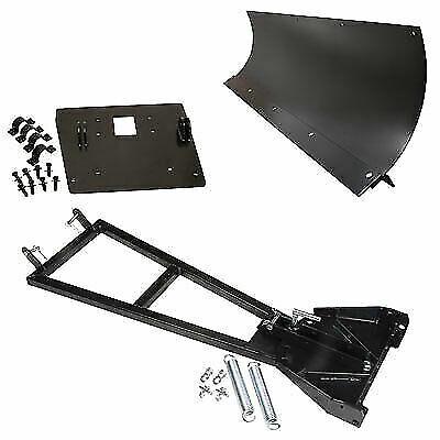 60 Blade for Suzuki King Quad 700 4x4 2005-2007 Winch Equipped ATV Snow Plow Kit
