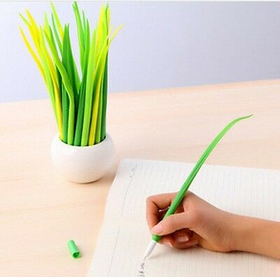 FD1024 Kawaii Stationery Elegant Cute Grass Princess Ballpoint Pen ~Random~ 1pc