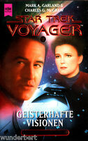 """Mark A. Garland - """" Star Trek Voyager 7 - Geisterhafte VISIONEN """" (1997) - tb"""