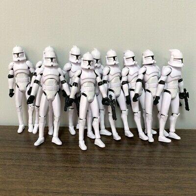 "Star Wars Black Series Clone Scout Trooper /& Gun 3.75/"" Action Figure Toy Gift"