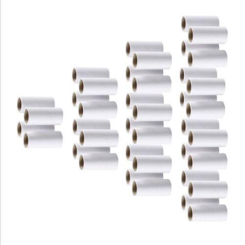 40x BÄSTIS IKEA Fusselrollen Ersatz 2400 Abschnitte OVP entfernt Tier Haare NEU