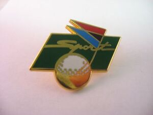 Nice High Quality GOLF SPORTS Pin Ball & Flag Design Golfer Gift