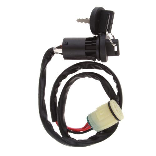Ignition Key Switch for Honda ATV TRX420FE RANCHER 420 ES 4x4 2007-2008