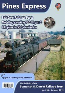 Somerset-and-Dorset-Railway-Trust-S-amp-D-Pines-Express-293-Summer-2019