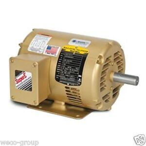 Em31108 1 2 Hp 1725 Rpm New Baldor Electric Motor Old