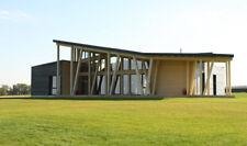 2100 Sqft Eco Solid Timber Airtight Clt Panel House Kit Mass Wood Home Prefab