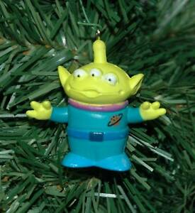 Toy Story Christmas Ornaments.Details About Little Green Men Aliens Toy Story Christmas Ornament