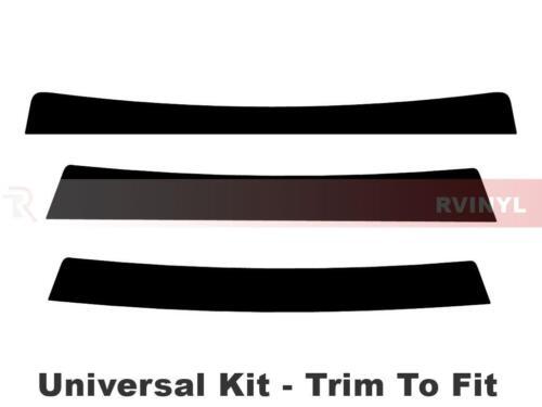 Rtint Precut Window Tint Kit for Scion iA 2016-2017 Tinting Films
