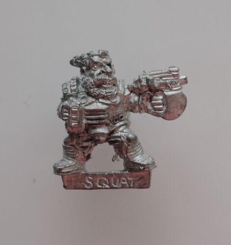 servitor chaos squats Citadelle GW Warhammer 40 K Rogue Trader fer claw squats