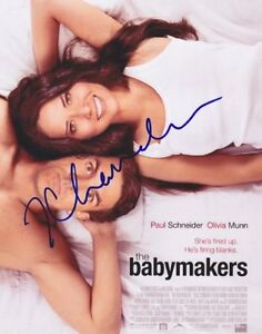 Jay-Chandrasekhar-Signed-Autographed-8x10-Photo-The-Babymakers-COA-VD