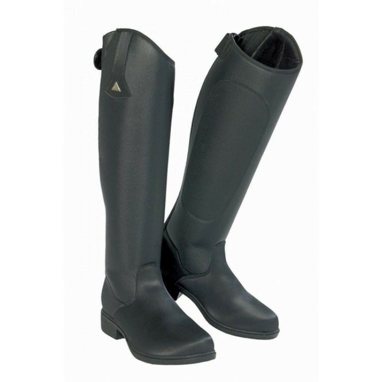 Mountain Horse Ice High Rider III Tall Boots with Heat-Insulating Lining