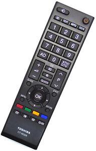 Telecommande pour Toshiba CT-90345 32ZV743 32ZV743F 32ZV743G 32ZV743R Neuf