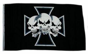 Fahne Flagge Frohe Pfingsten mit Kreuz 90 x 150 cm