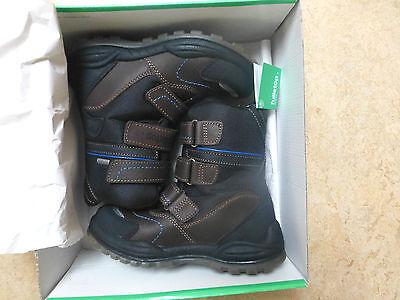 Winterstiefel / Boots - nero / Mogano fullstop Gr 33