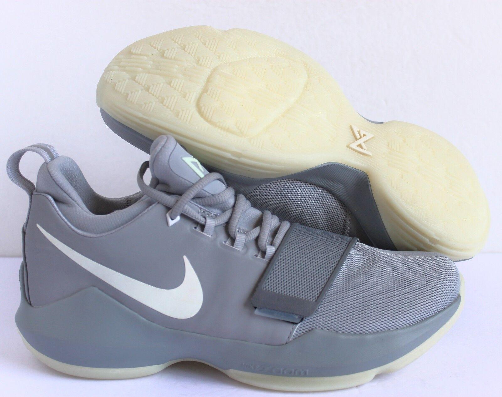 Nike PG 1 ID Paul George ID 1 Gray SZ 9 [AA1747-991] e6fed4