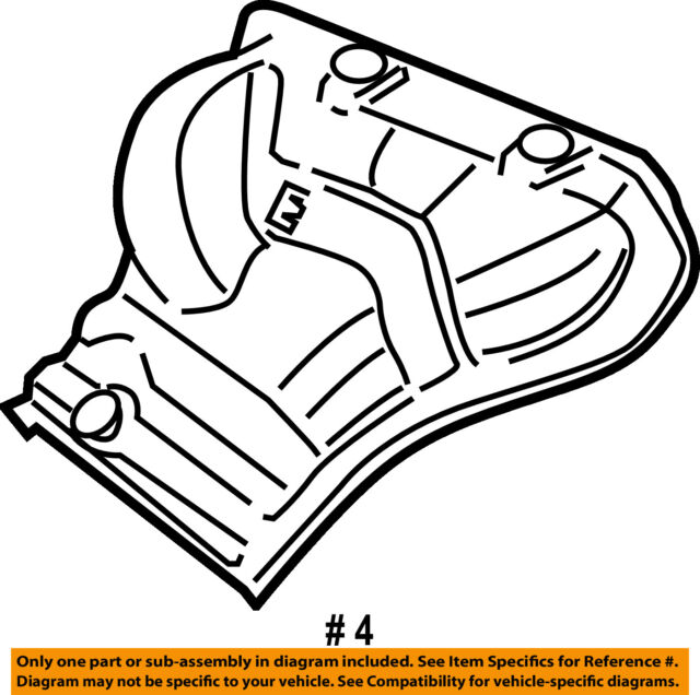 Honda Civic Exhaust Manifold Cover 18120 Rra 000