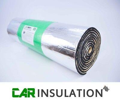 Car Soundproofing Campervan Insulation Engine Bay Foam 1m x 1.5m GlassMAT HTX