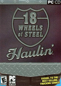 18-Wheels-of-Steel-Haulin-039-NEW-in-Box-Be-the-boss-man-in-the-trucking-business