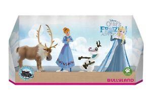 Anna Ca. 10cm Bullyland 12941 Disney´S Eiskönigin Olaf Taut Auf - Neu
