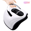 120W-UV-LED-Lamp-For-Nails-Dryer-Two-Hand-Ice-Lamp-54-LEDSFor-Manicure-Gel-Nail thumbnail 15