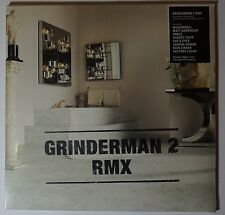 Grinderman - Grinderman 2 RMX 2LP/CD 180g vinyl NEU/OVP/SEALED Nick Cave