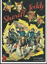 Sheriff Teddy 1-33 (Z0-1), Hethke