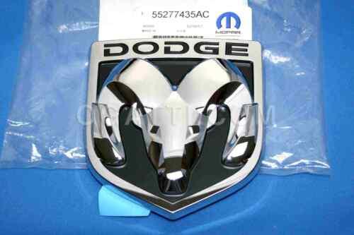 BRAND NEW OEM MOPAR TAILGATE EMBLEM 2009-10 DODGE RAM 1500 2500 3500 #55277435AC