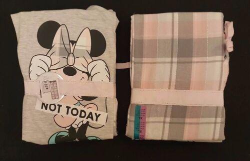 Primark Ladies Disney Poudlard t shirt pyjama PJ Set Pantalon De Détente Pyjama Pj /'s