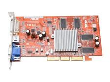 SCHEDA GRAFICA AGP- ATI RADEON_128MB_ A9250GE / TD / 128 BIT /VGA DVI TVO  ASUS