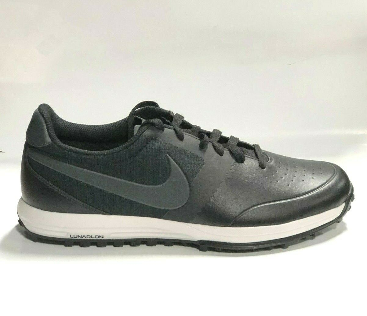 ee131959e4162 NIKE MEN S LUNAR LUNAR LUNAR (652530-001) COLOR BLACK WHITE GREY f6a73f