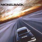 All the Right Reasons [Australian Bonus Track] by Nickelback (CD, Oct-2005, Roadrunner Records)