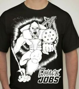 """The Whack Jobs """"Abomination"""" T Shirt"""