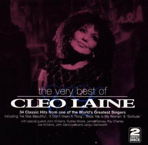 1 of 1 - The Very Best of Cleo Laine [BOX SET] -  CD TWVG The Cheap Fast Free Post