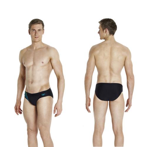 Badehose Speedo Schwimmhose Herren Männer Endurance10 brief 7cm B153