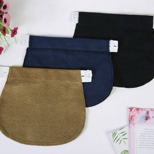 1pc Maternity Pregnancy Waistband Belt ADJUSTABLE Elastic Waist Extender Pants