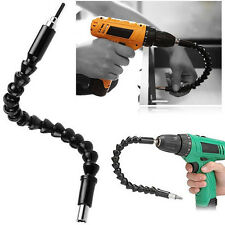 Flexible Shaft Extension Drill Bit Holder Power Tools for Electric Screwdriver~~