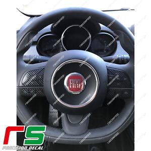 Jeep-Renegade-Fiat-500x-Tipo-comandi-volante-ADESIVI-decal-sticker-carbonlook