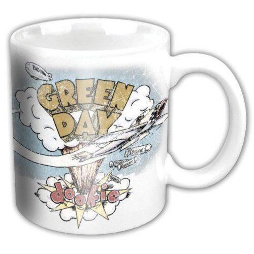 Green Day Coffee Mugs 12 oz Ceramic Punk Rock Music Tea Choose Your Design