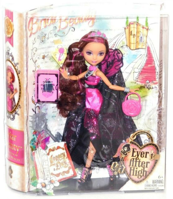Ever After High Cedar Wood Doll 1st Edition Brand new in package