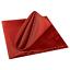 miniature 26 - En-Tissu-Uni-Polyester-Coton-Serviettes-de-table-de-mariage-tissu-lin-Diner-1pc