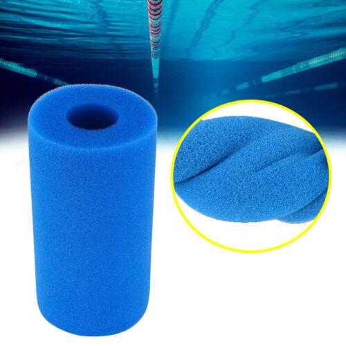 1 *Washable Reusable Swimming Pool Filter Foam Sponge Cartridge For Intex Type A