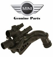 Genuine Engine Coolant Thermostat W/ Temperature Sensor Switch For Mini Cooper on Sale