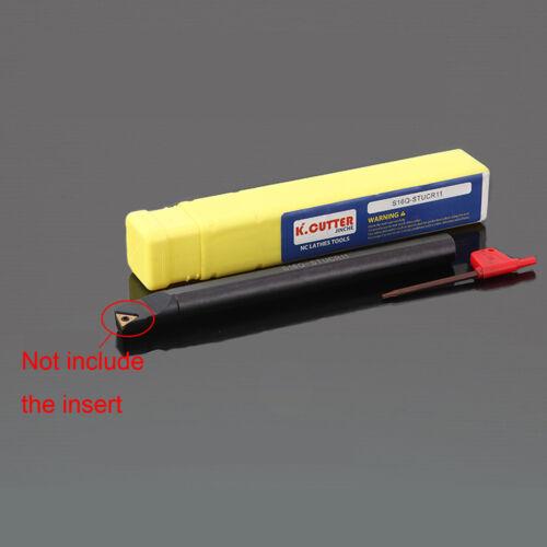 S10K-STUCL11 Lathe Turning Tool Boring Bar Holder 10*125mm for TC1102